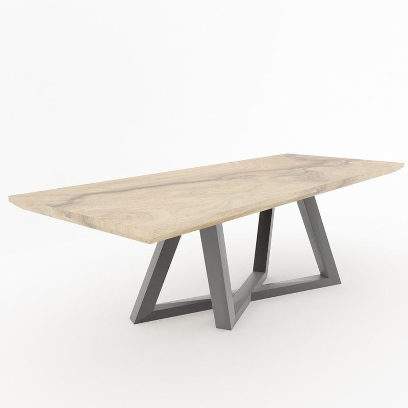 desk table model
