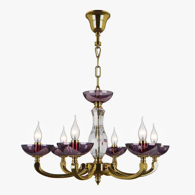 697062 barcato osgona chandelier model