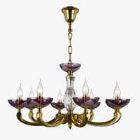 3D model 697082 barcato osgona chandelier