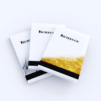 3D notebook - set 3