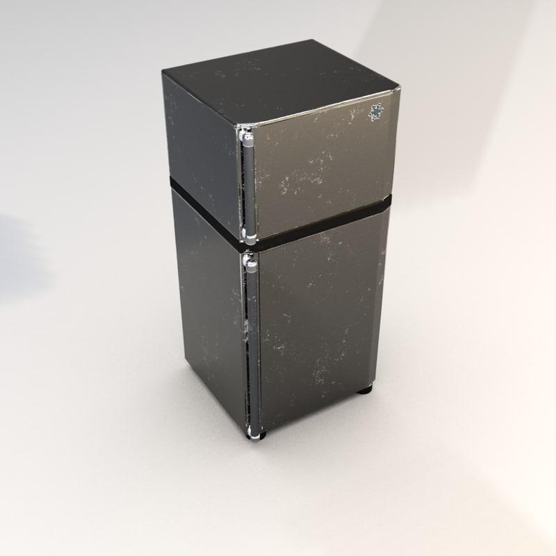 3D fridge