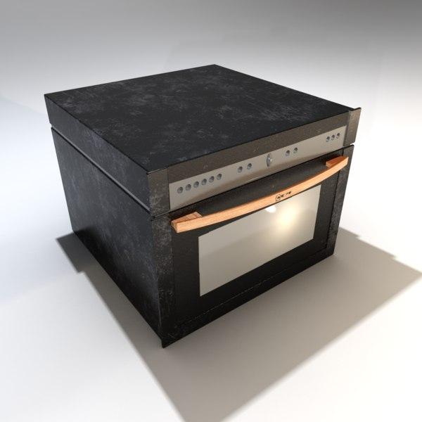 3D microwave wave