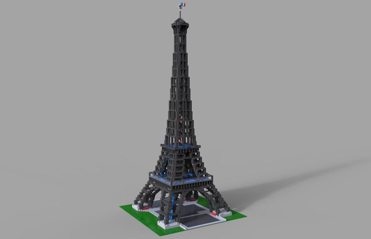 3D lego