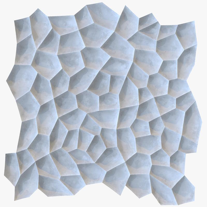 wall 3D model