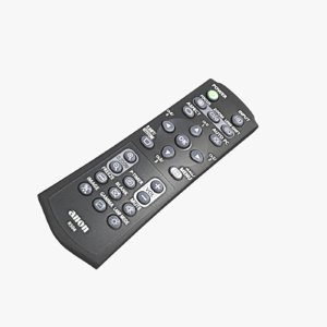 remote controller 3D model