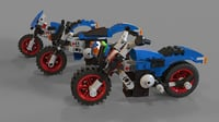 3D lego pack