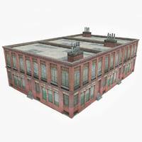 Factory Building VI