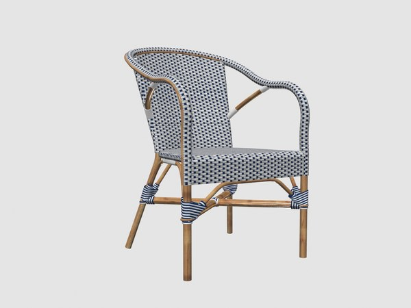 madeleine ratan armchair sika model