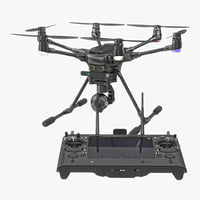 Yuneec Typhoon H Videography Hexacopter Set
