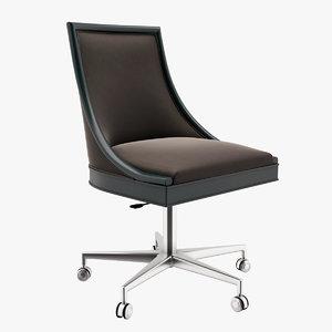 seven sedie 3D model