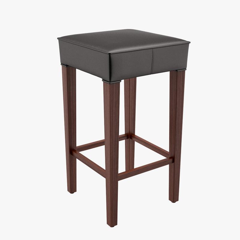 3D seven sedie eolo model