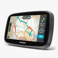 handheld gps unit tomtom model