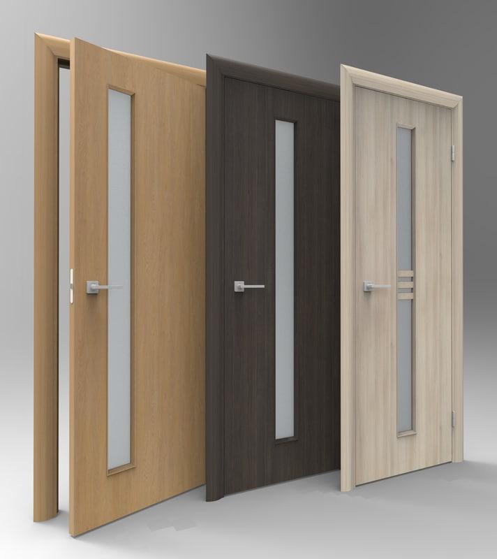 3D doors