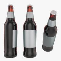 bottle beer model