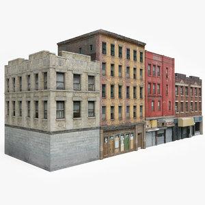 ready city building block model