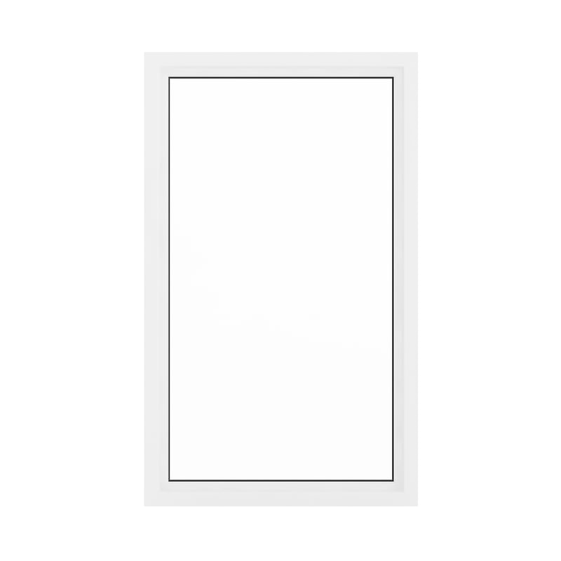 white window 143 5 3D model