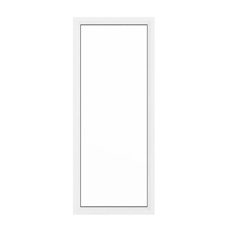 3D white window 209 5 model