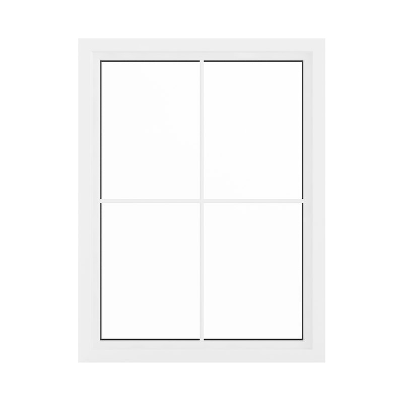 white window 113 5 3D model