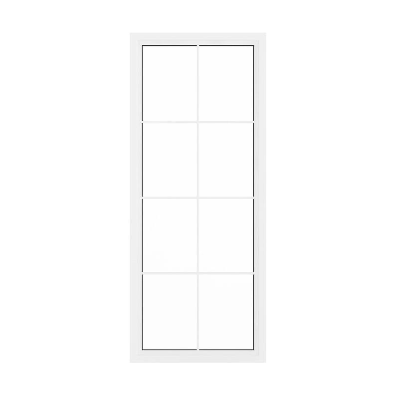 white window 209 5 3D model