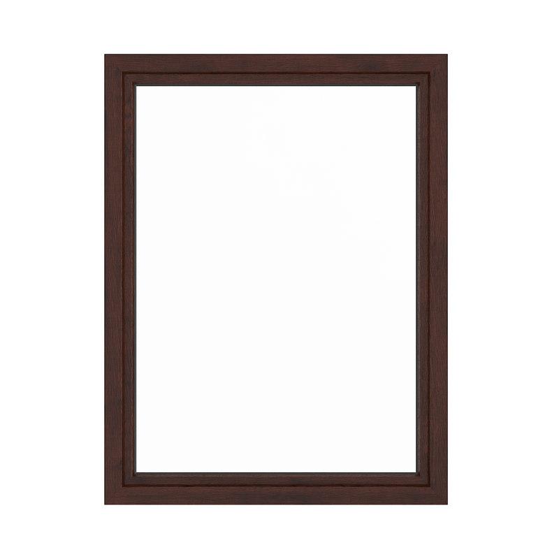 3D wooden window 113 5 model