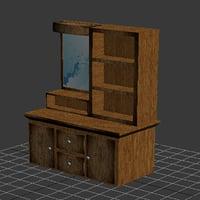 amazing dressing table model