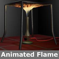 3D bunsen burner