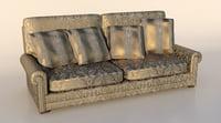 parker knoll canterbury 3D model