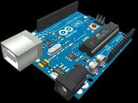 3D arduino model