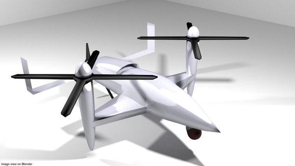 uav drone 3D model