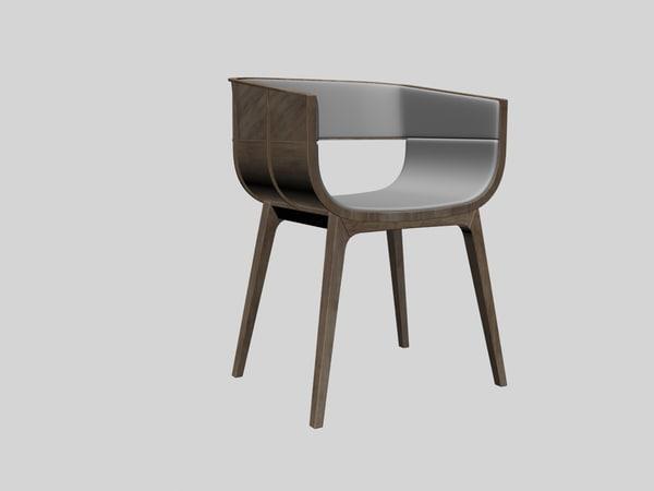 maritime chair design benjamin model