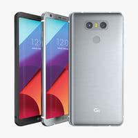 3D lg g6 model