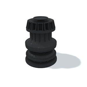 capstan c 3D model