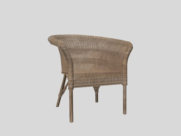 3D cassis chair bonacina