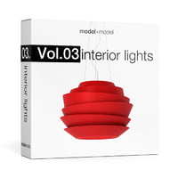 vol interior lights 3D