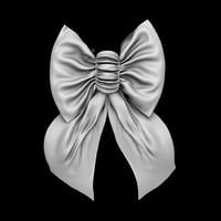 Ruffle Bow 5