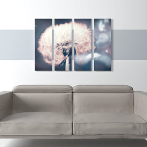 printed canvas - dandelion model