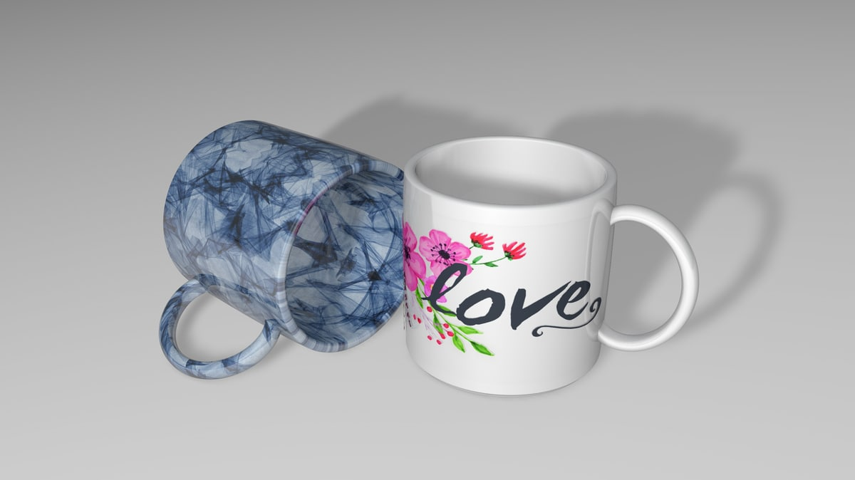 cups 3D