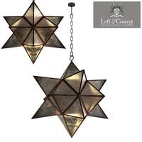 star vintage iron 3D