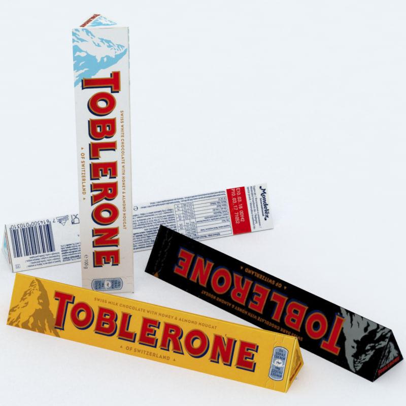 toblerone 100g model