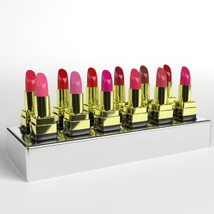 lipstick holder 3D