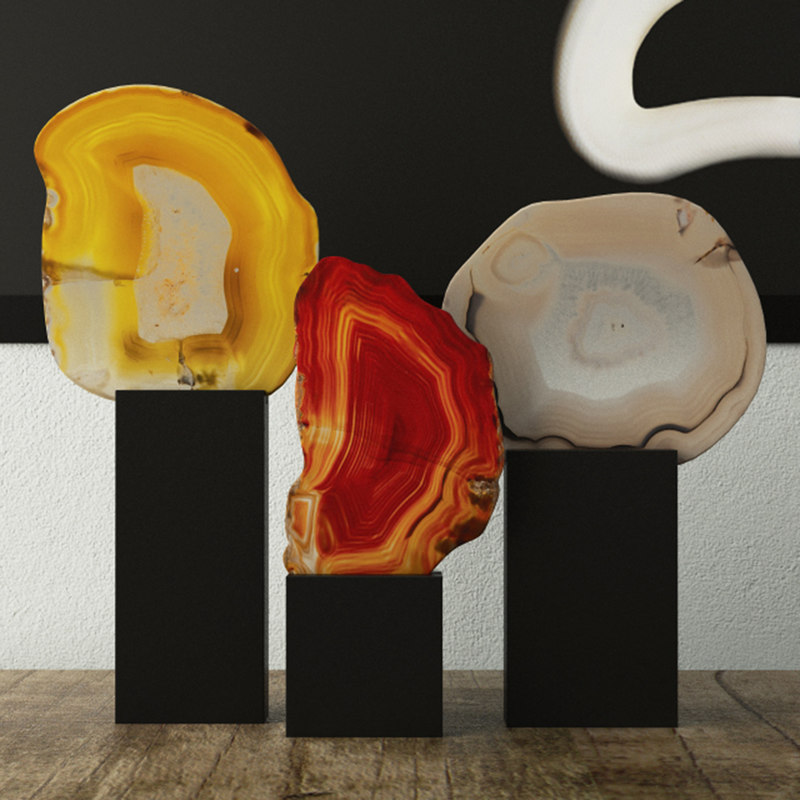 fergie sculptures arteriors 3D model
