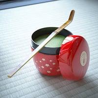 3D chashaku tea caddy