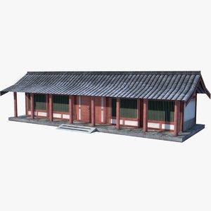 chinese palace model