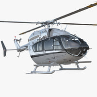 Light Utility Helicopter Eurocopter EC145