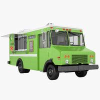 food truck model