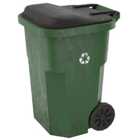 garbage container 1 3D