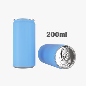 beverage slim 200ml model