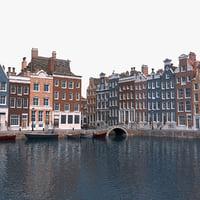 Amsterdam Scene 01