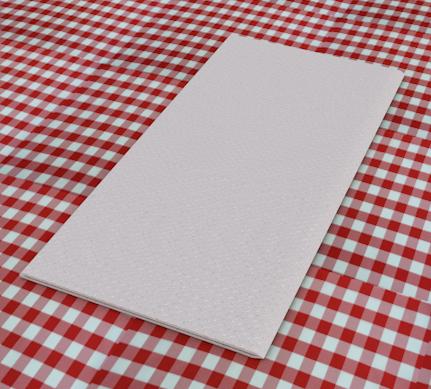 3D napkin paper towel