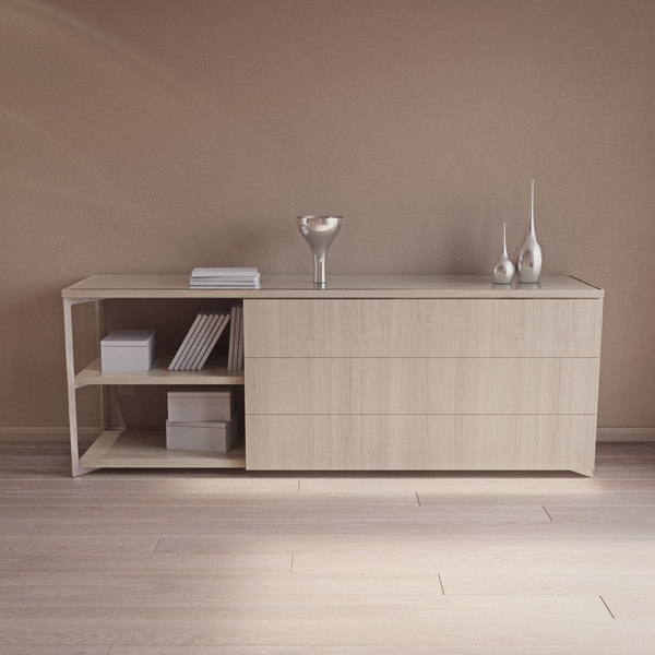 sideboard estampe ligne roset model